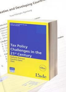 International Publication - Tax Treaties and Developing Countries