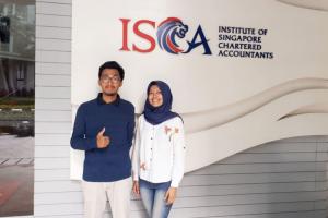 Bintang Perdana Putra & Nia Anzolla - ISCA Singapore