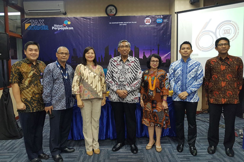 Seminar Taxation on Digital Economy IAI