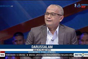 """Darussalam - Economic Challenges, """"Kado"""" Pajak untuk Selebgram"""