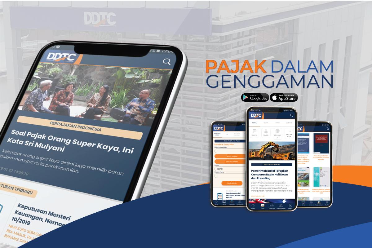 DDTC Apps Mobile