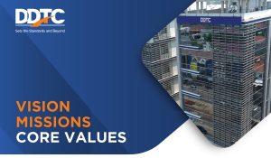 Vision, Missions & Core Values