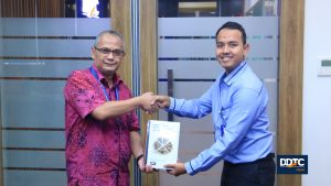 CSR - Company Visit of Faculty of Administrative Sciences, Brawijaya University to DDTC