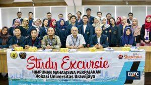 CSR - Study Excursie of Brawijaya University's Vocational Program