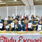 CSR - Study Excursie of Brawijaya University's Vocational Program