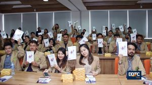 CSR - Company Visit of Business Administration of Parahyangan Catholic University in 2018