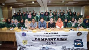 CSR - UHAMKA Company Visit 2018