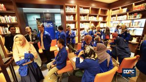 CSR - Public Lecture & Company Visit of Muhammadyah Sukabumi University