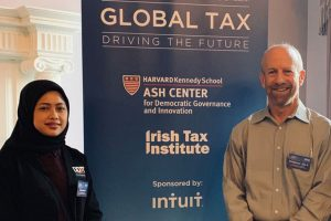 Global Tax Policy Conference 2019