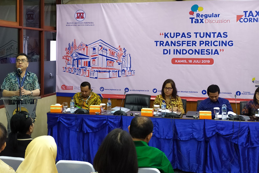 Danny Septriadi - Kupas Tuntas Transfer Pricing di Indonesia