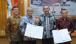 MoU between Jambi University and DDTC