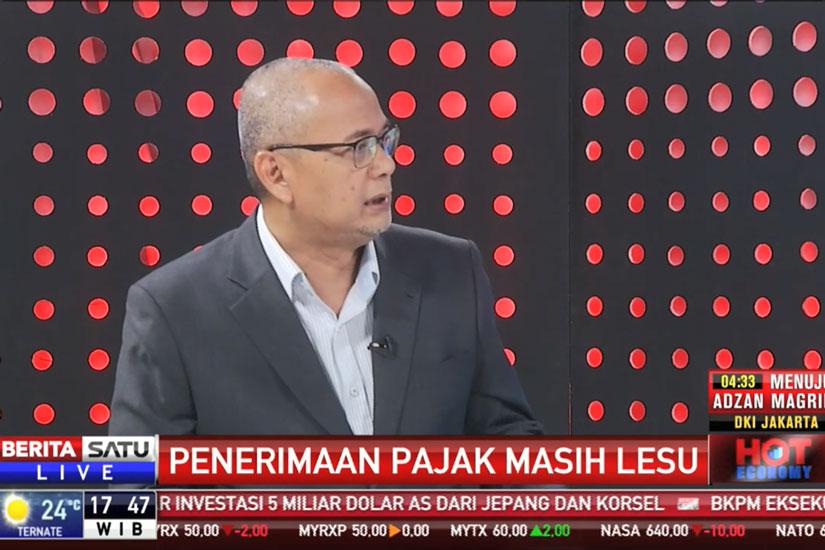 Darussalam - Hot Economy (Penerimaan Pajak Masih Lesu | November 2019)