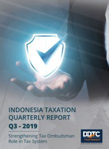 Indonesia Taxation Quarterly Report (Q2-2019)