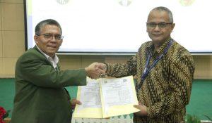 MoU between UPN Veteran Jakarta and DDTC