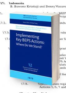 International Publication - Implementing Key BEPS Actions: Where Do We Stand?