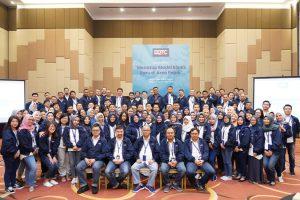 Rapat Kerja DDTC 2019