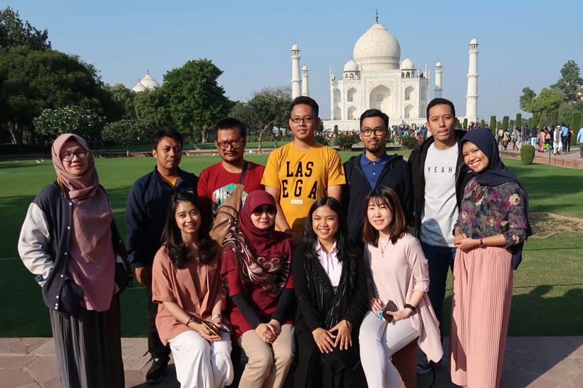 DDTC Kirim 11 Delegasi Ikuti Konferensi Pajak Internasional di India - 2019