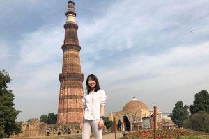 India (Dwina Karina)