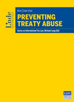 International Publication - Historical Development of the OECDs Work on Treaty Abuse