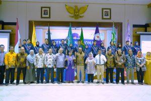 Darussalam - Seminar Nasional: Tantangan dan Peluang Perpajakan di Era Revolusi Industri 4.0