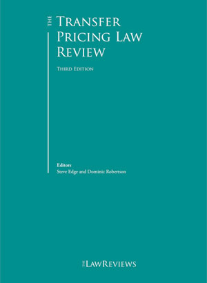 The Transfer Pricing Law Review (3rd Edition)