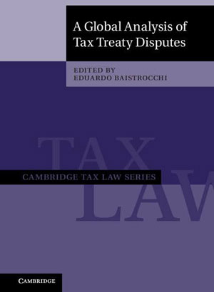 International Publication - Tax Treaty Dispute in Indonesia