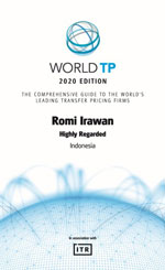Highly Regarded World TP - Romi Irawan