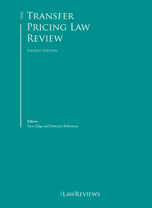 The Transfer Pricing Law Review (4th Edition)