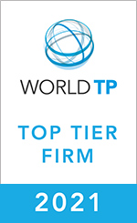 Top Tier Firm 2021 (World Transfer Pricing)
