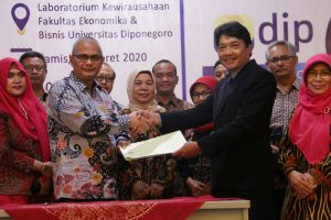 Darussalam - Pelantikan Pengurus DPW ATPETSI Jawa Tengah I
